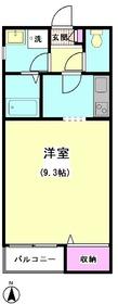 シエール羽田弐番館 201号室