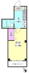 ジュンドミール 202号室