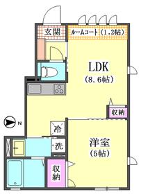 (仮称)西蒲田4丁目新築アパートD棟 101号室