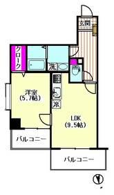 ホワイトキューブ 402号室