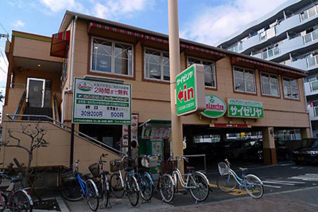 クレイノアズール サイゼリヤ大阪生野巽店