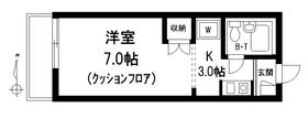 マ・ロード・ラペ2階Fの間取り画像