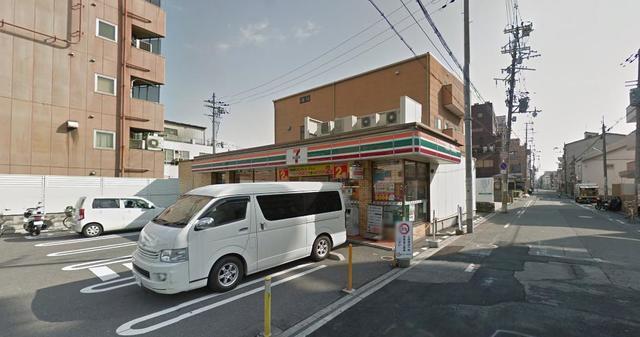 シティーコア高井田Ⅰ セブンイレブン東大阪長堂3丁目店