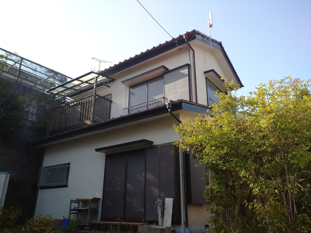 上菅田町戸建の外観画像