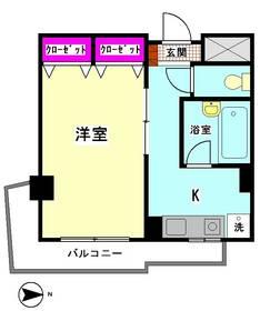 K2ヴィラ 605号室