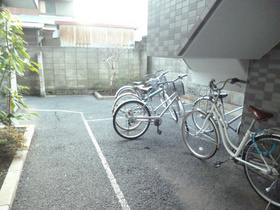 スカイコート早稲田第2駐車場