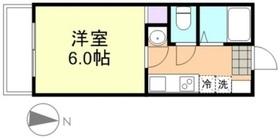 プリード倉敷1階Fの間取り画像