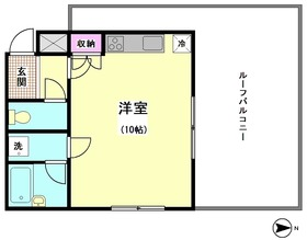 コスモ大森 507号室