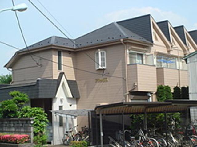 成増駅 徒歩10分外観