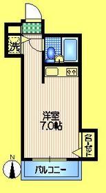 アークドルチェ 3階Fの間取り画像