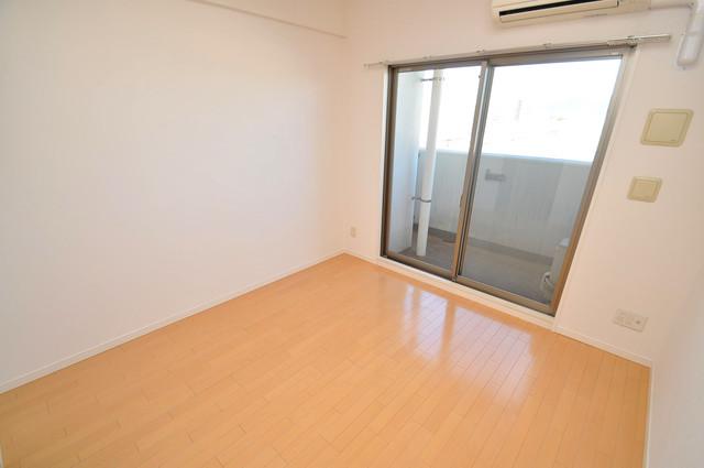CASSIA高井田NorthCourt 朝には心地よい光が差し込む、このお部屋でお休みください。