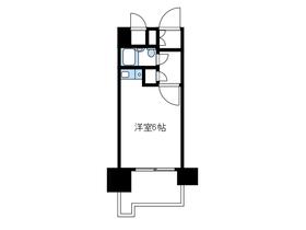 ライオンズマンション海老名第23階Fの間取り画像