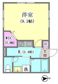 パラッツォ ビアンコネロ 105号室