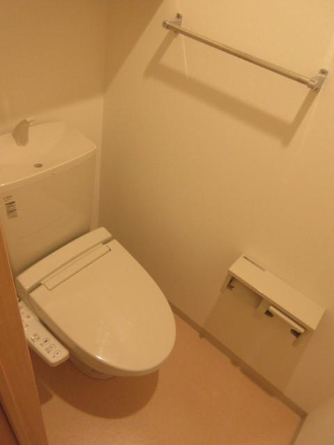 セルティスコートトイレ