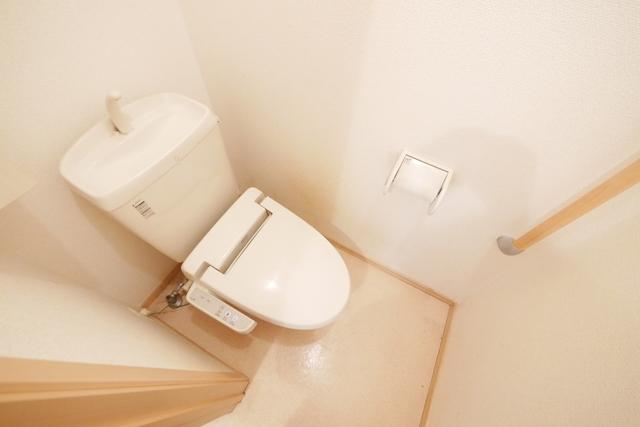ベリーリーフⅡトイレ