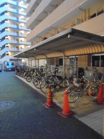 コスモ横浜大通り公園共用設備