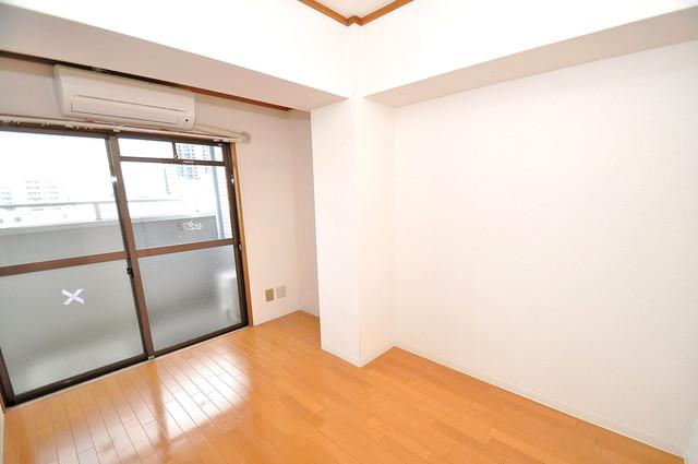 クリスタルアーク 明るいお部屋はゆったりとしていて、心地よい空間です