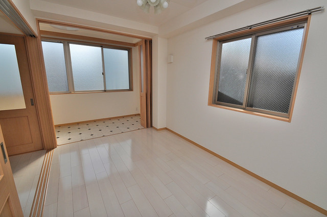 WESTRITZ巽 明るいお部屋は風通しも良く、心地よい気分になります。