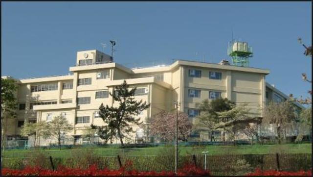 ラピス南町田[周辺施設]中学校