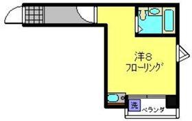 YパークⅡ3階Fの間取り画像