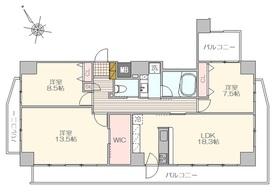 奥平レジデンス 1301号室