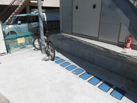 バードグレイス桜ヶ丘駐車場