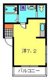 サンビレイ92階Fの間取り画像