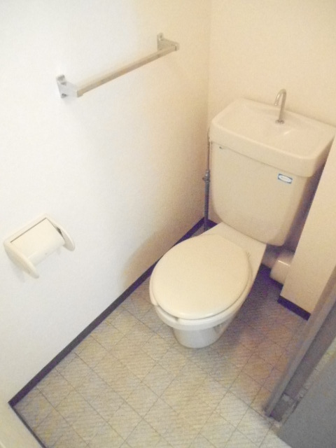 本厚木駅 徒歩18分トイレ