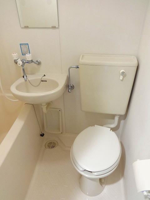 ドエル西横浜トイレ