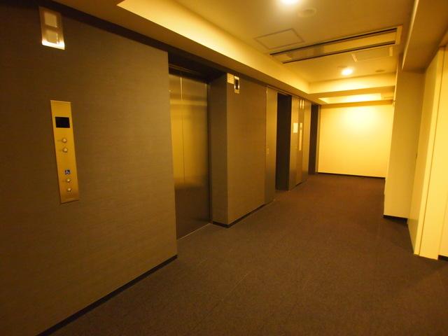 目黒駅 徒歩7分共用設備