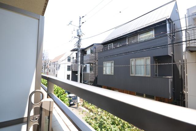 参宮橋駅 徒歩7分景色