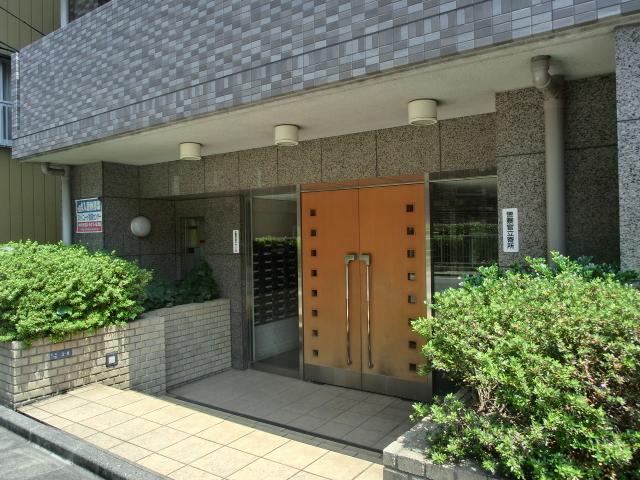 スカイコート銀座東エントランス