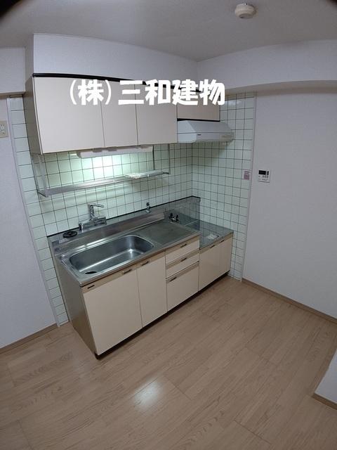 西高島平駅 徒歩4分キッチン