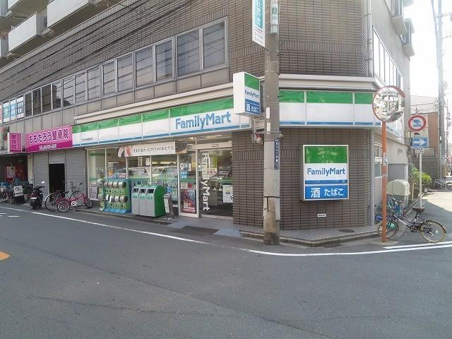 コートビュータワー ファミリーマート永和駅前店