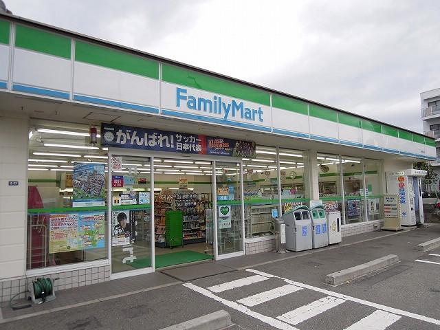 ファミリーマート箕面小野原西店