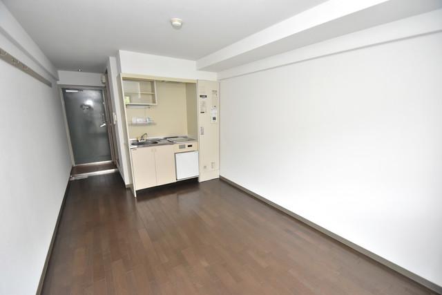 パームスクエア シンプルな単身さん向きのマンションです。