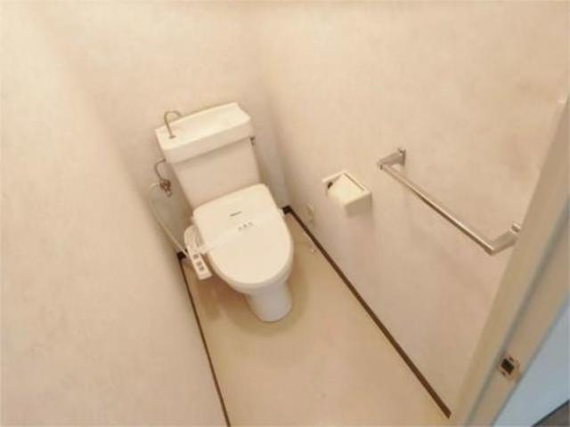 キャッスル第2トイレ