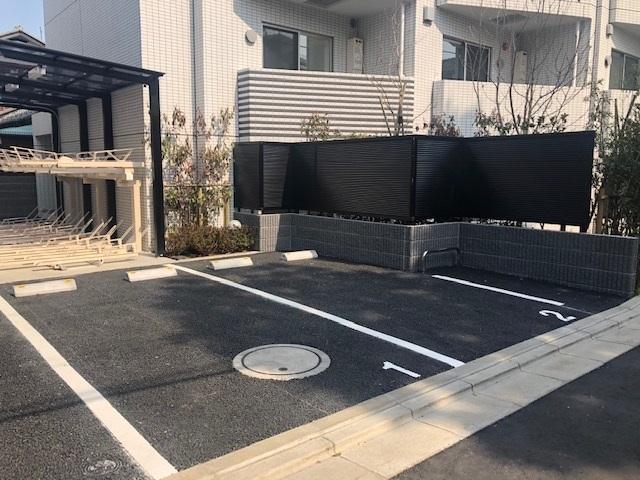スカイコート世田谷代田橋駐車場
