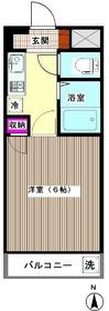 ウエノ東大井ハイツ 203号室