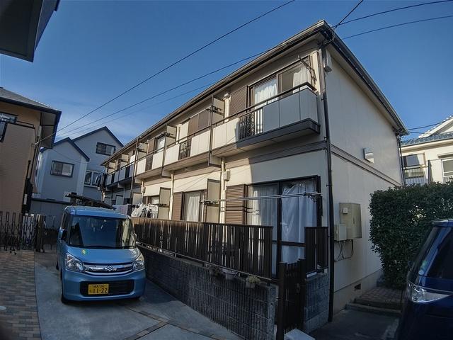 地下鉄赤塚駅 徒歩8分外観
