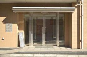 赤羽橋駅 徒歩4分エントランス
