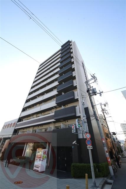 プロシード大阪NB3の外観
