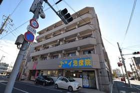 コーポ産興桜台Ⅱの外観画像