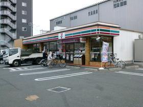 湊川マンション セブンイレブン東大阪渋川町店