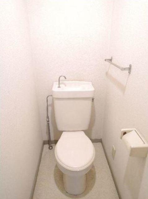 グランメールカヤの木トイレ