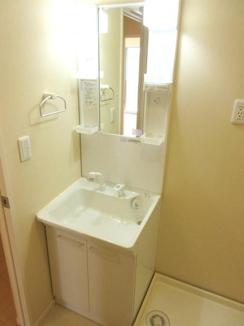 アマービレ ペット共生型洗面所