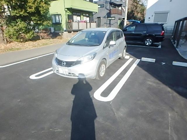 セジュールかやの樹AI駐車場