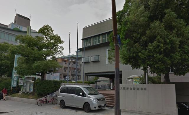 大阪府生野警察署