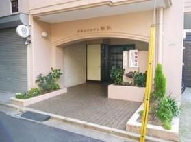 グランドメゾン駒沢エントランス