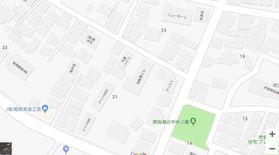 川崎駅 バス16分「南加瀬交番前」徒歩6分案内図